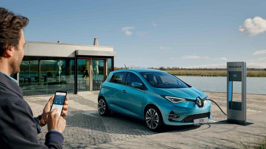 Renault se alió con Jiangling Motors para lograr una penetración con mayor fuerza en el mercado de autos eléctricos en China