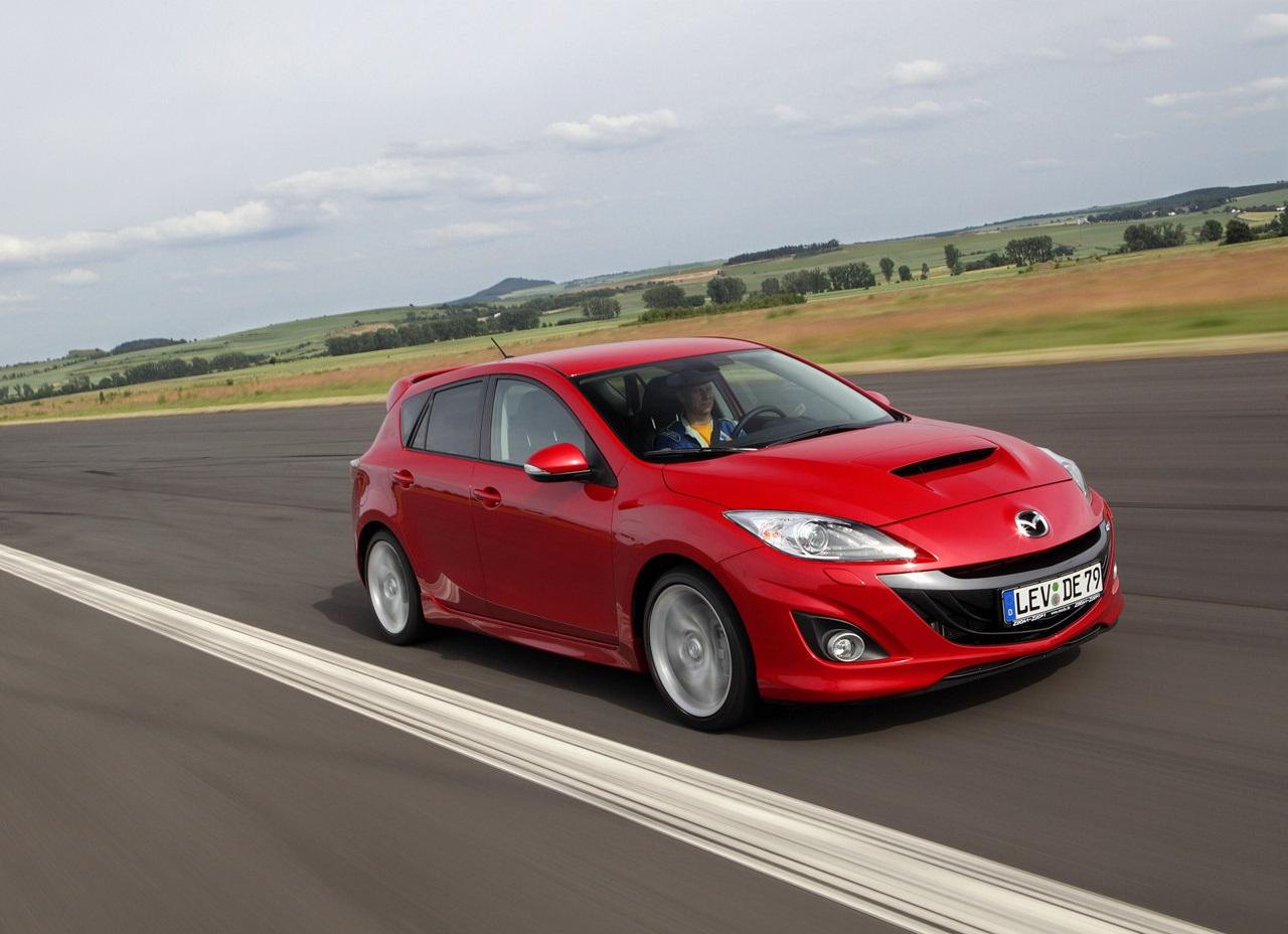 Mazdaspeed3 2013