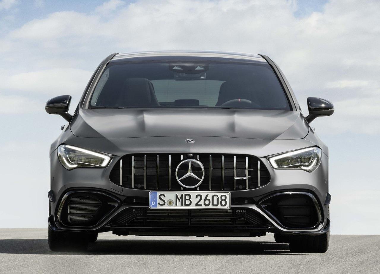 Mercedes-Benz CLA 45 4Matic+ Shooting Brake