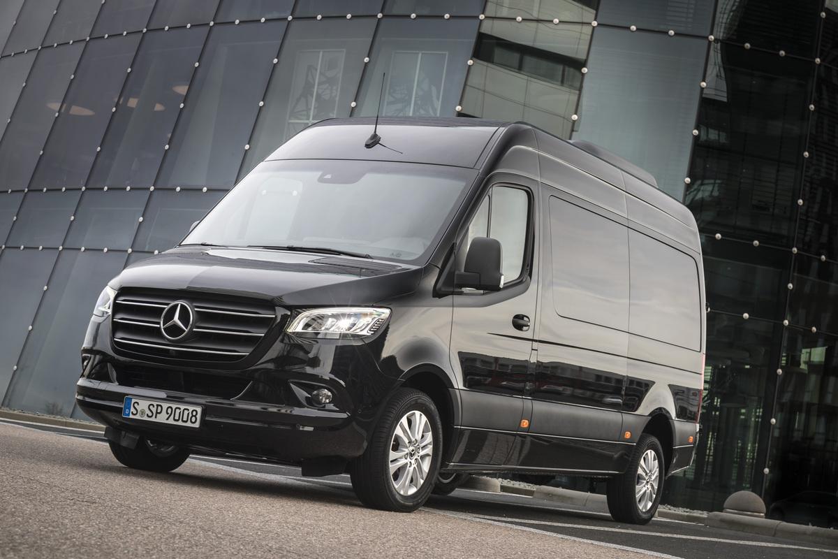 Mercedes-Benz Sprinter 2019 precio en México