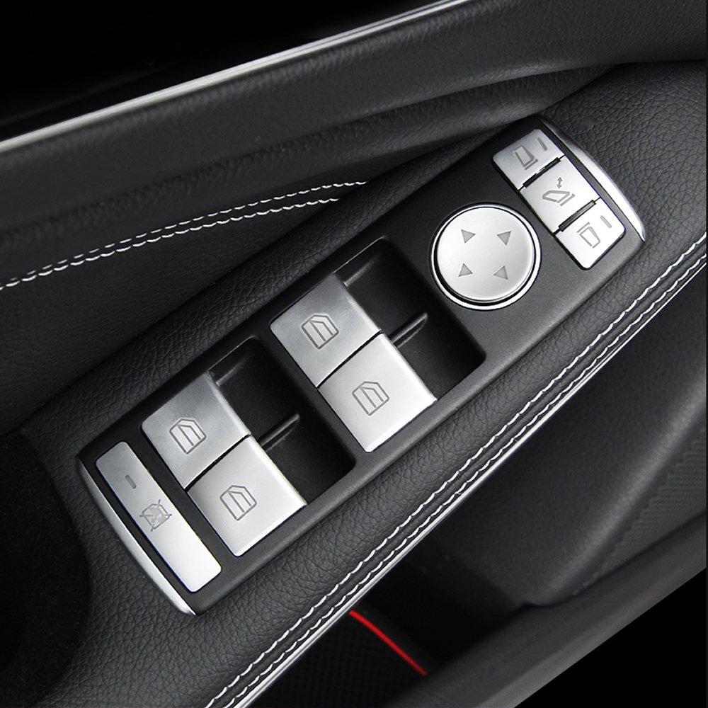 Restablecer la función automático de los vidrios eléctricos no requiere desmontar los paneles de las puertas