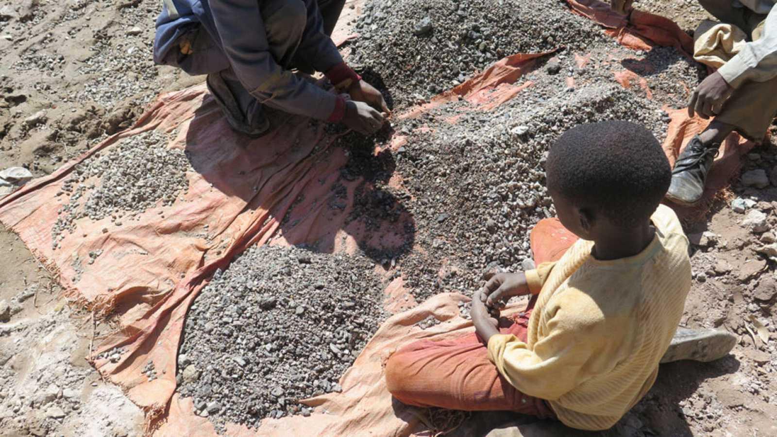 La extracción de cobalto siempre ha estado acompañada de denuncias de organizaciones que defienden los derechos humanos
