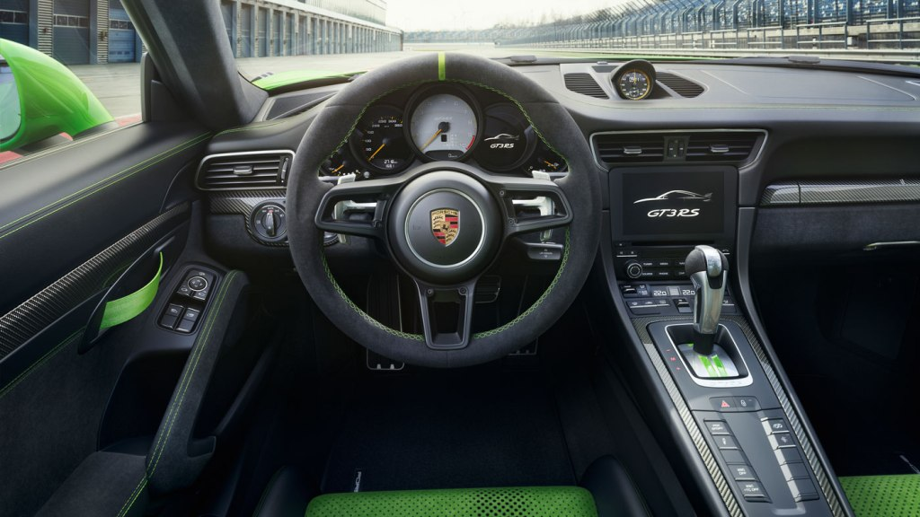 Porsche 911 GT3 precio en México