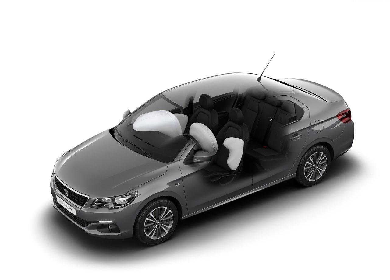 Peugeot 301 Allure 2019 resena ventajas desventajas