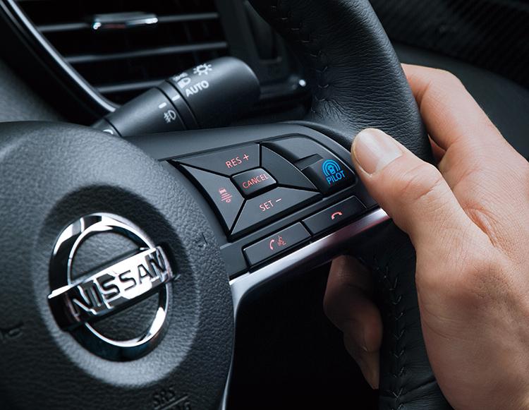 Nissan hace alarde de su tecnología espacial