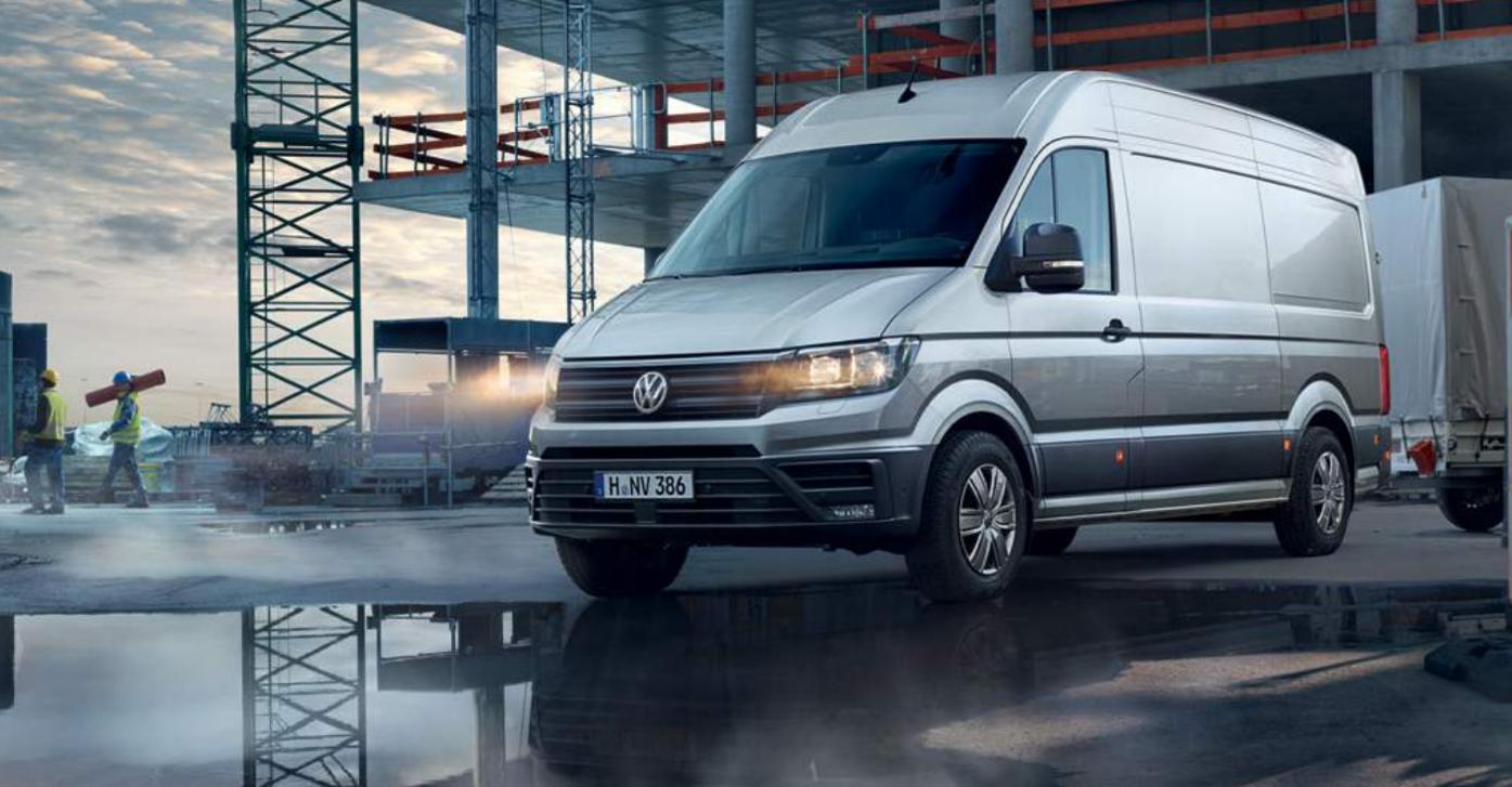 La Volkswagen Crafter 4.9T 2020 precio lleva equipamiento básico de tecnología para el entretenimiento