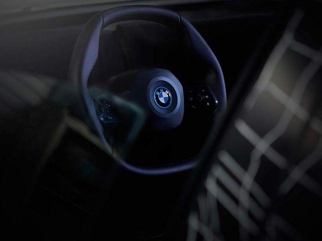 El BMW iNEXT tendrá un volante disruptivo e innovador