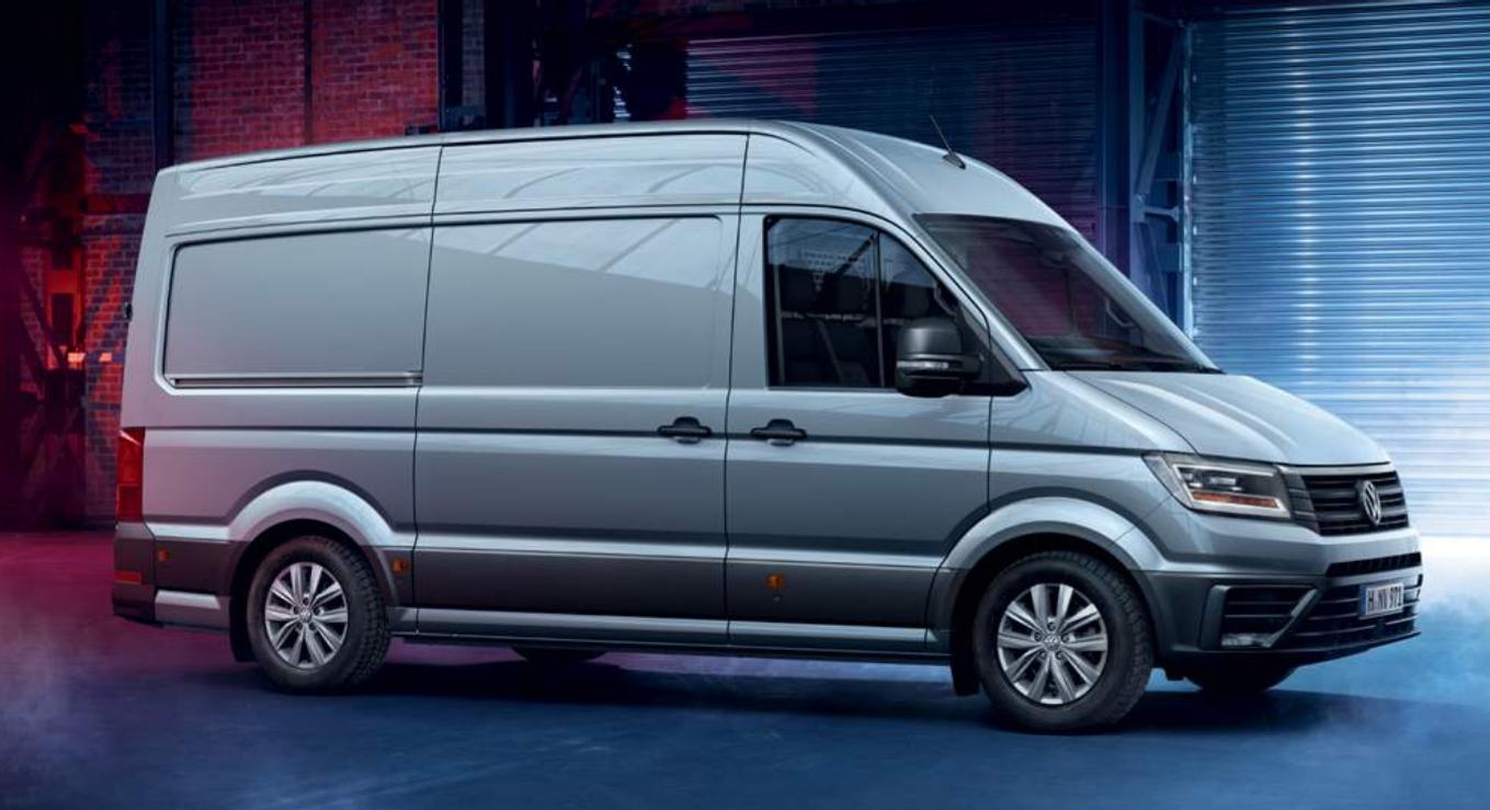 La Volkswagen Crafter 4.9T 2020 precio es una camioneta enfocada al mundo laboral