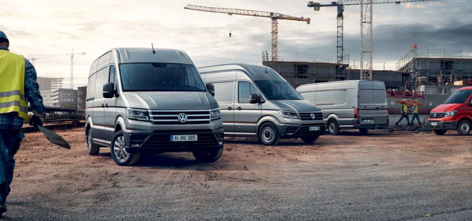 La Volkswagen Crafter 4.9T 2020 precio cumple en el aspecto de seguridad, pero algunas rivales podrían rebatirle en este apartado