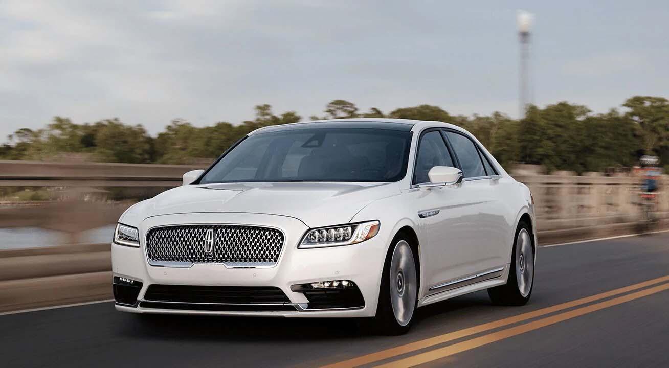 El Lincoln Continental 2019 tiene una sola versión disponible por el momento