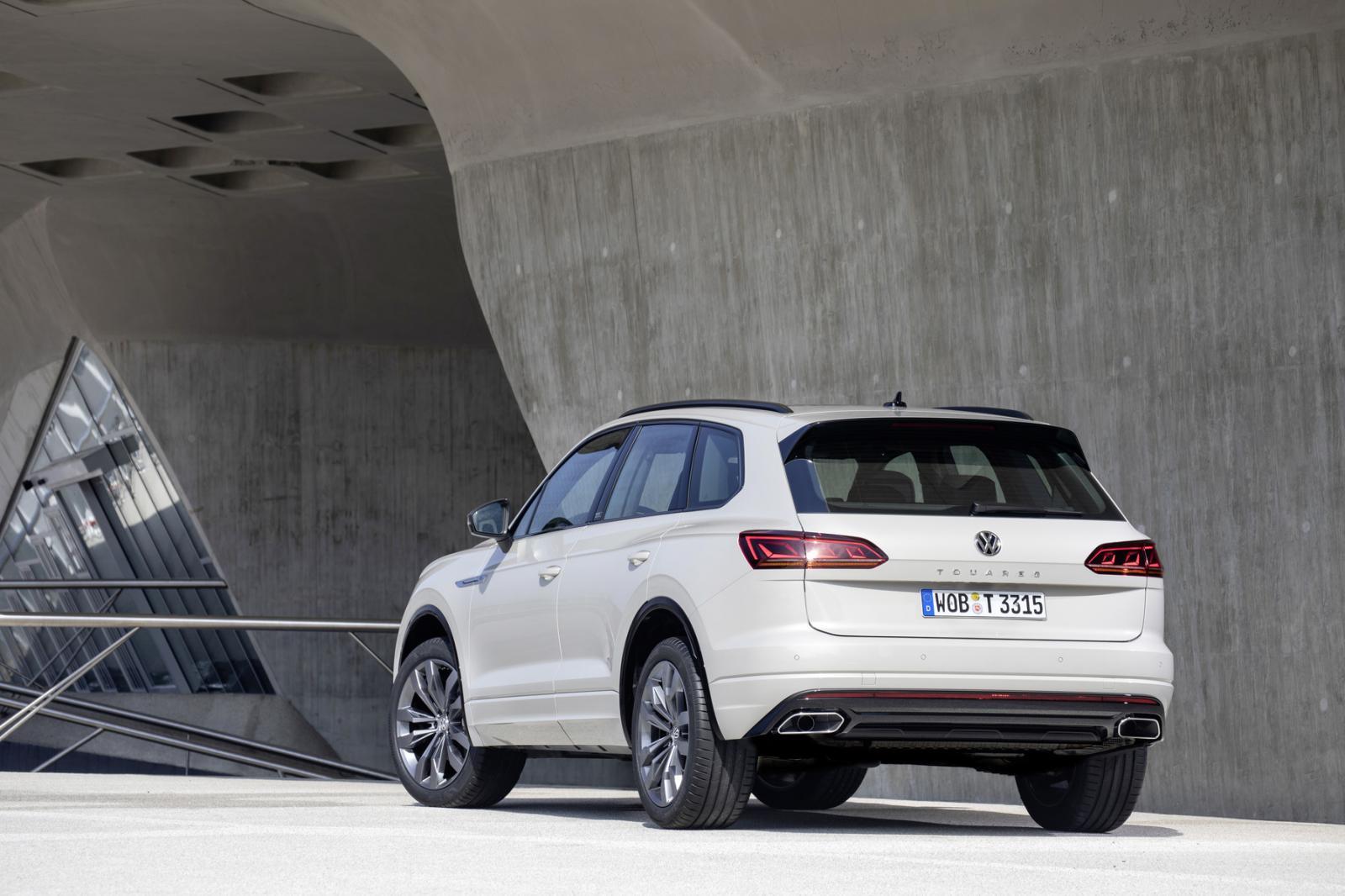 Volkswagen Touareg One Million, celebrando 17 años de producción ininterrumpida