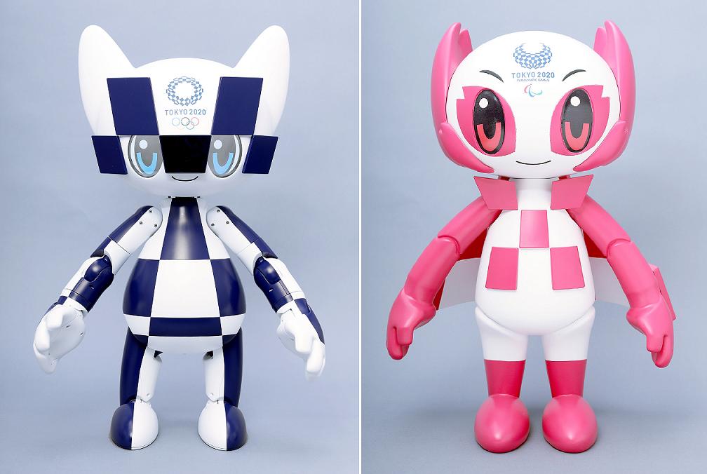 Los robots de Toyota que estarán en Tokio 2020