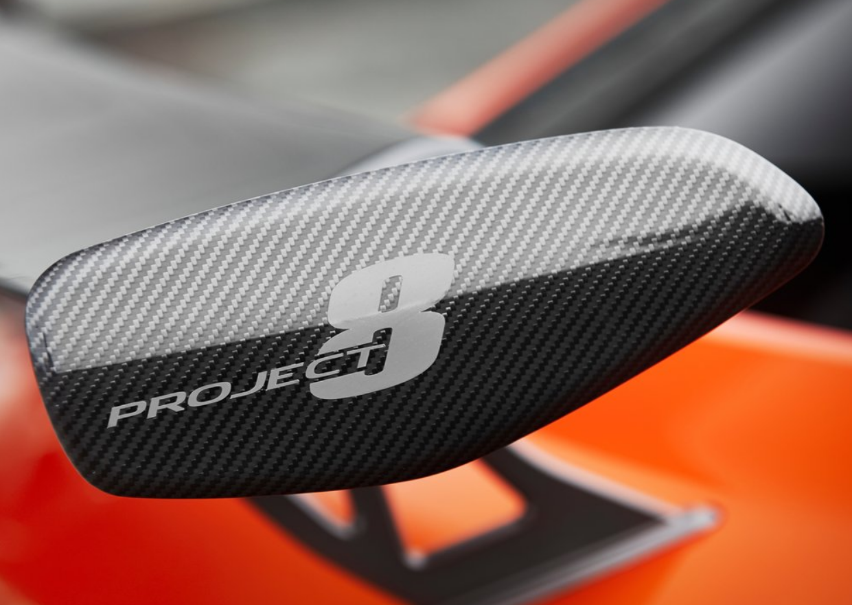 El Jaguar XE SV Project 8 se lució en uno de los circuitos más emblemáticos del mundo