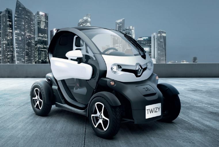 Renault Twizy Techno 2019 resena ventajas desventajas