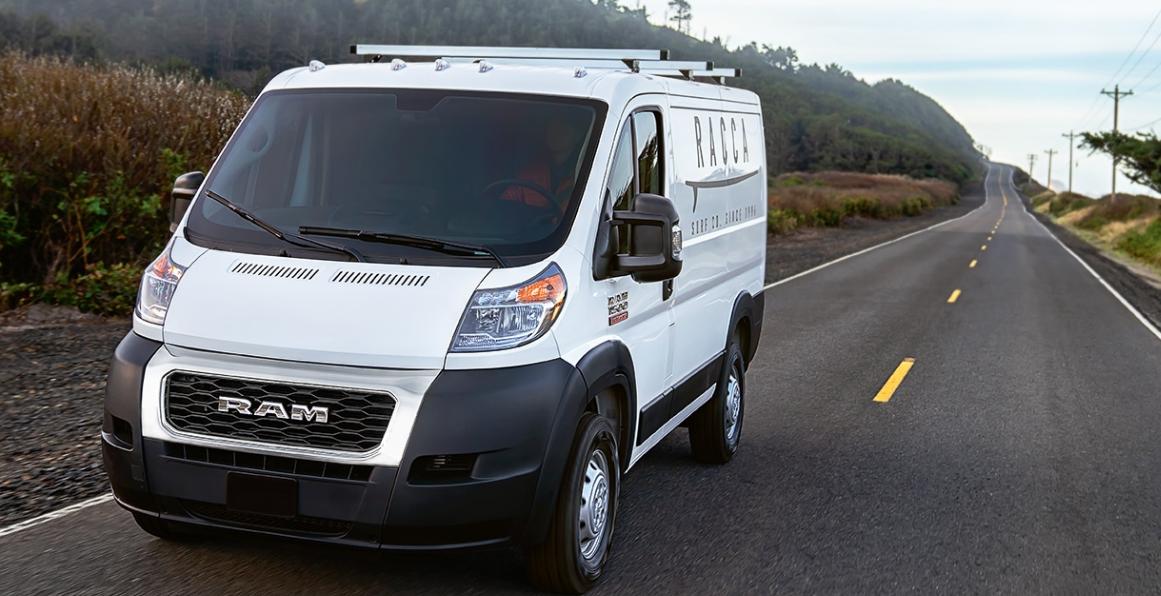 Las van comerciales son vehículos que por su propia naturaleza exigen un manejo más precavido