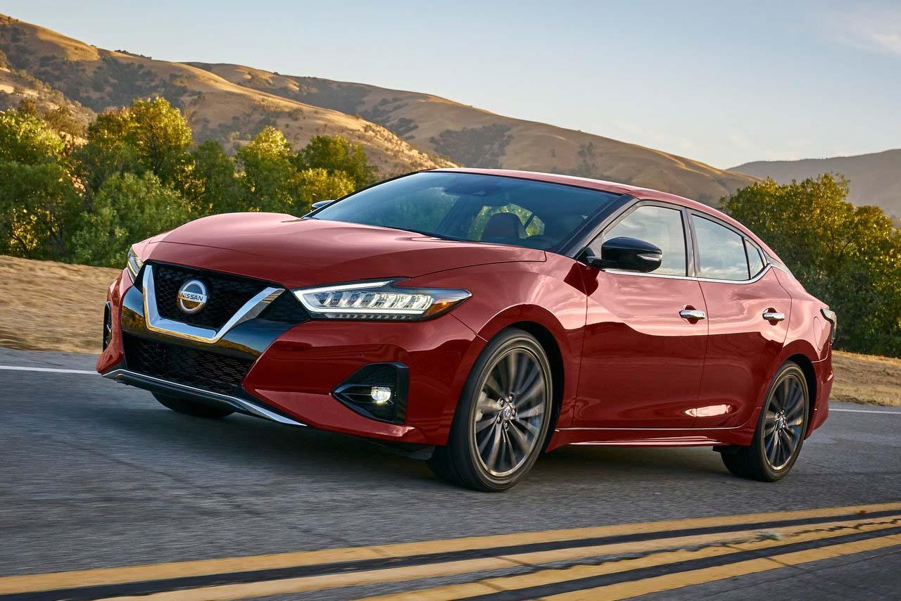El Nissan Maxima Exclusive 2019 sobresale por el equilibrio entre confort y deportividad