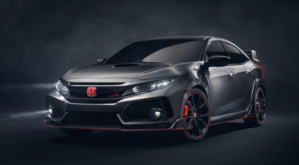 Honda Civic Type R precio en México