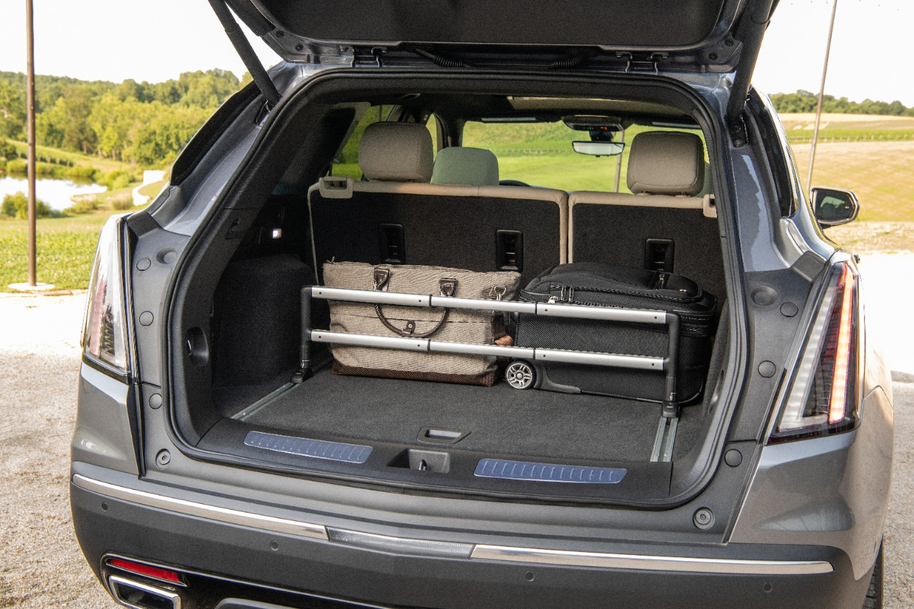 Cadillac XT5 2020 cajuela
