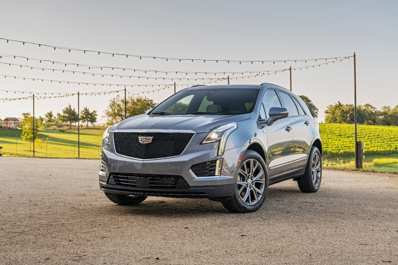Cadillac XT5 Sport 2020