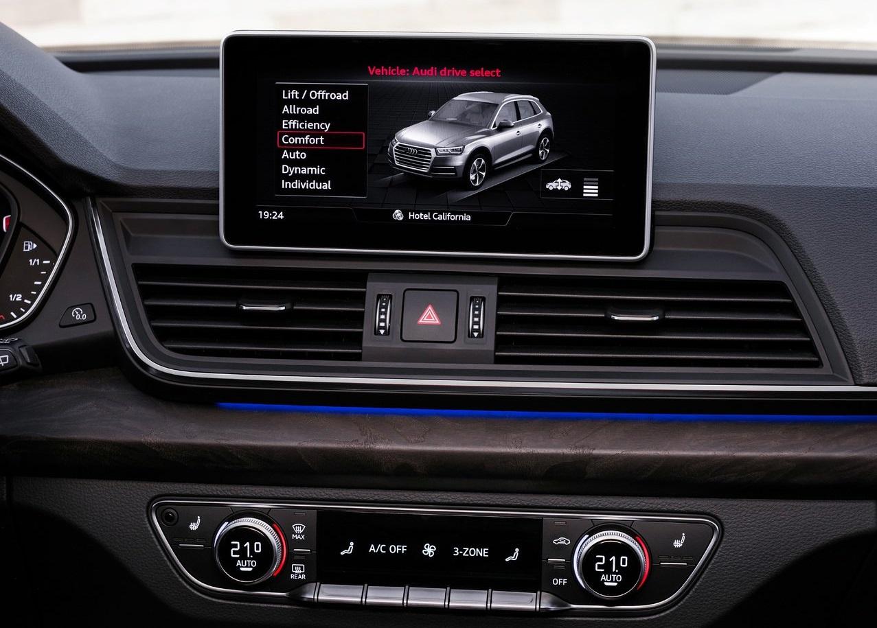 Audi Q5 S Line 2019 resena ventajas desventajas