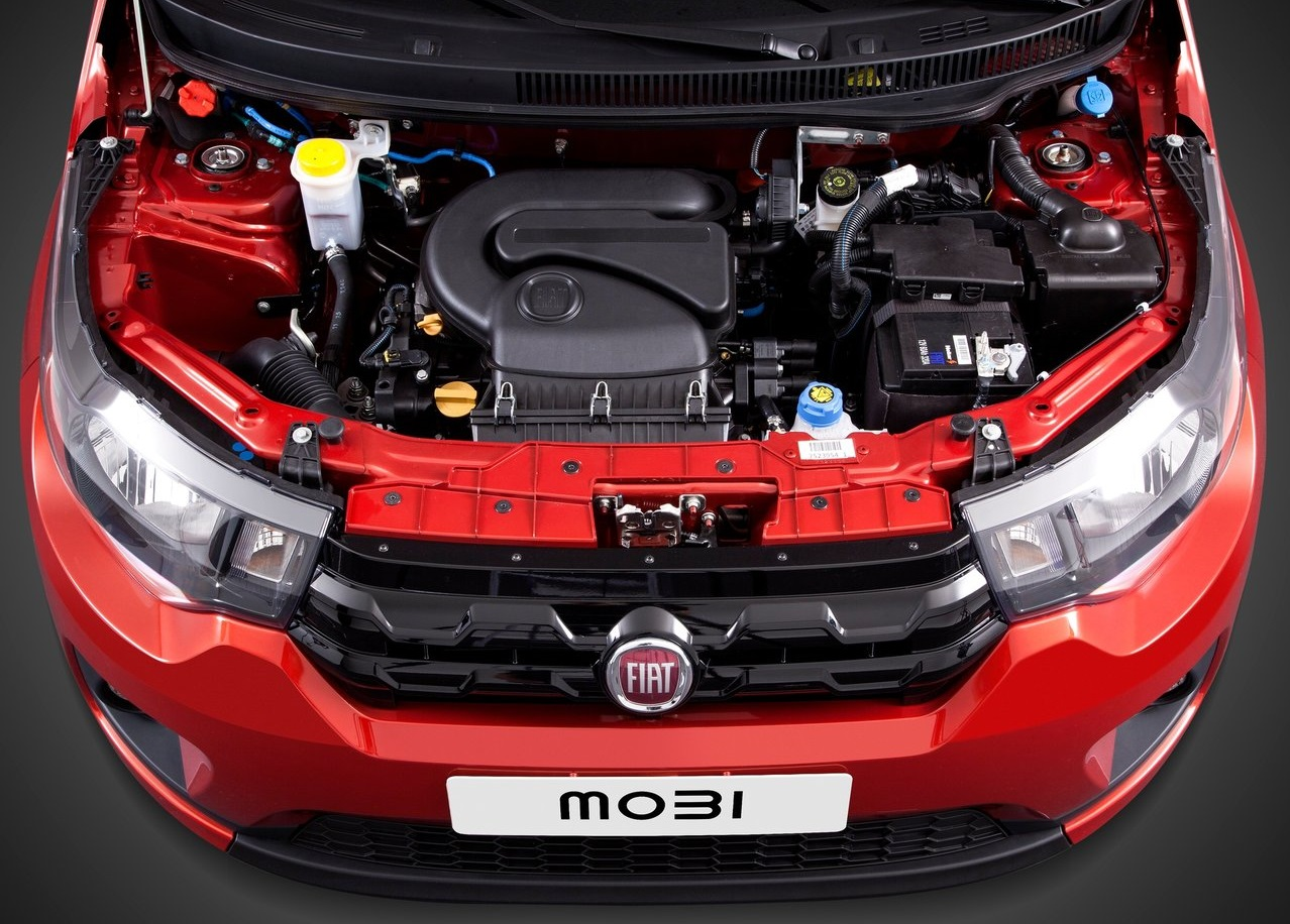 FIAT Mobi 2020 precio en México