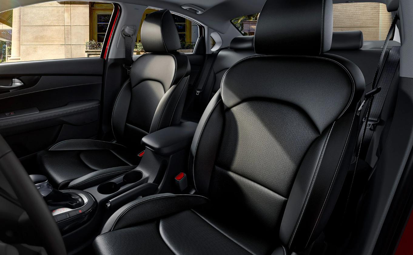 El Kia Forte 2020 precio en México tiene sistemas de asistencia al conductor que generan confianza