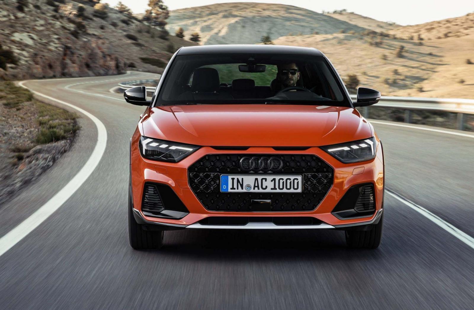 La versión Citycarver del Audi A1 tiene frente de SUV