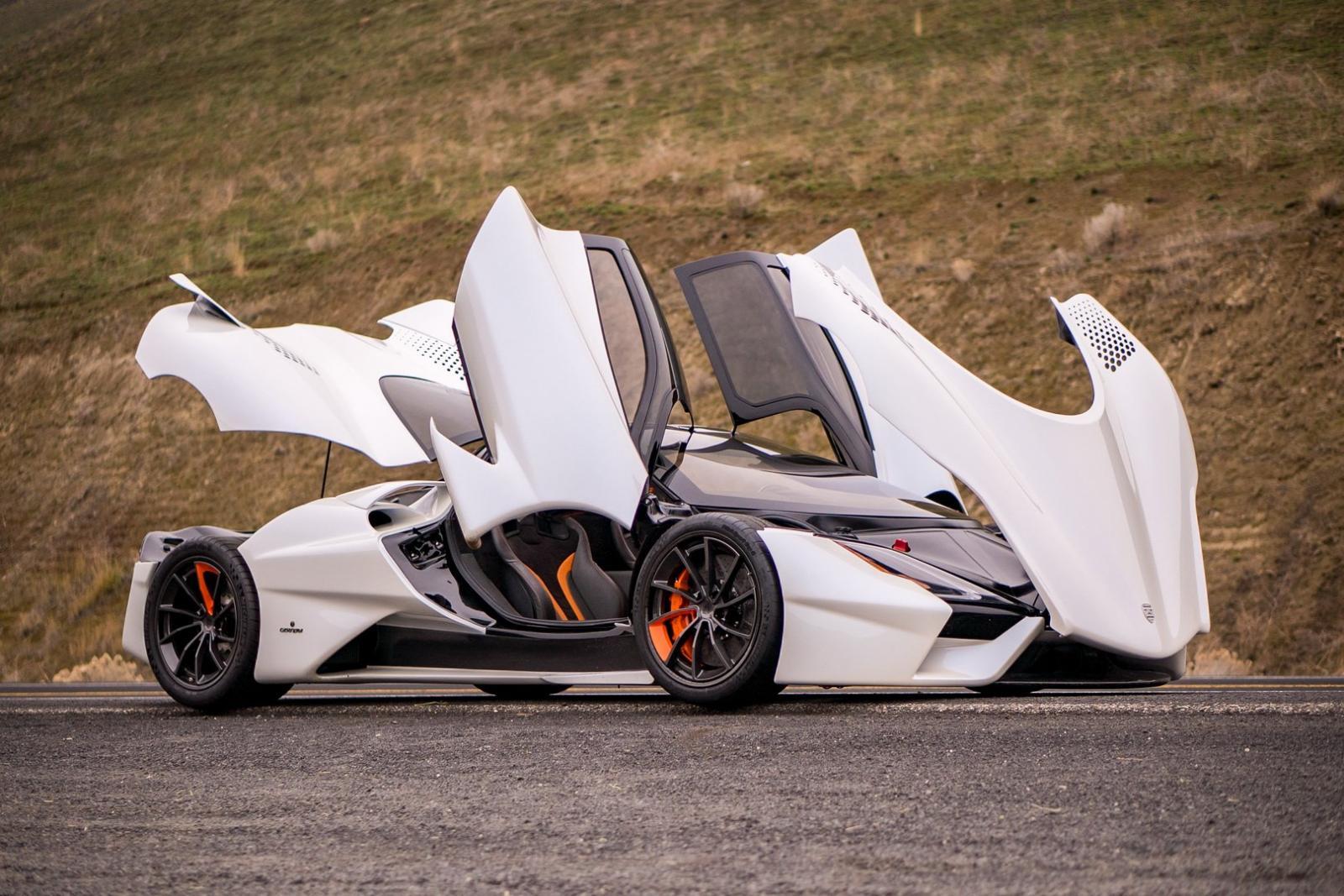 El primer SSC Tuatara será entregado en la Monterey Car Week