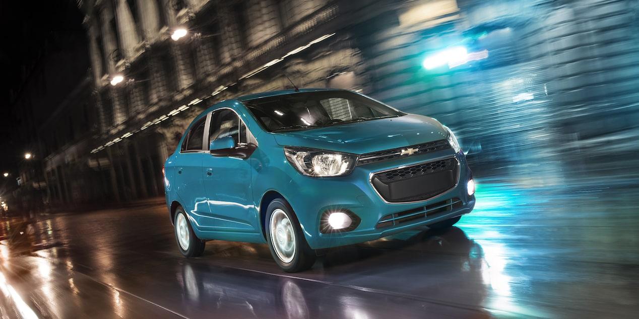 Chevrolet Beat Notchback 2020