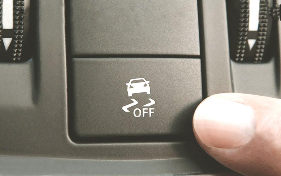 El Control Electrónico de Estabilidad redujo de forma significativa los accidentes por derrape