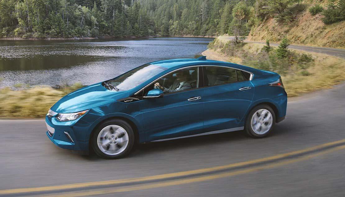 El Chevrolet Volt es uno de los autos eléctricos más inteligentes que se han creado