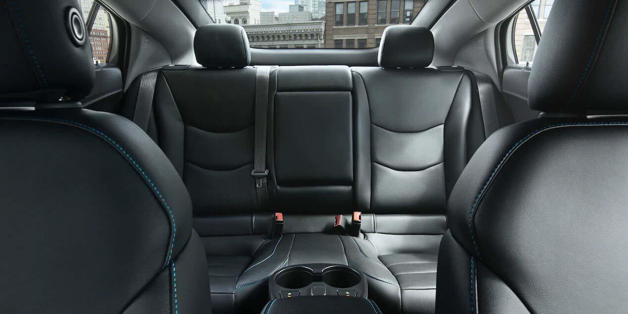 Los materiales del interior en el Chevrolet Volt podría mejorar