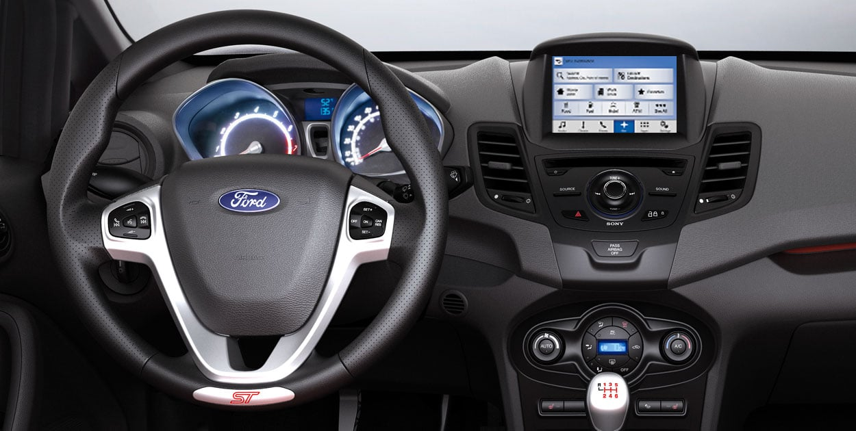 Ford Fiesta ST 2019 precio en México