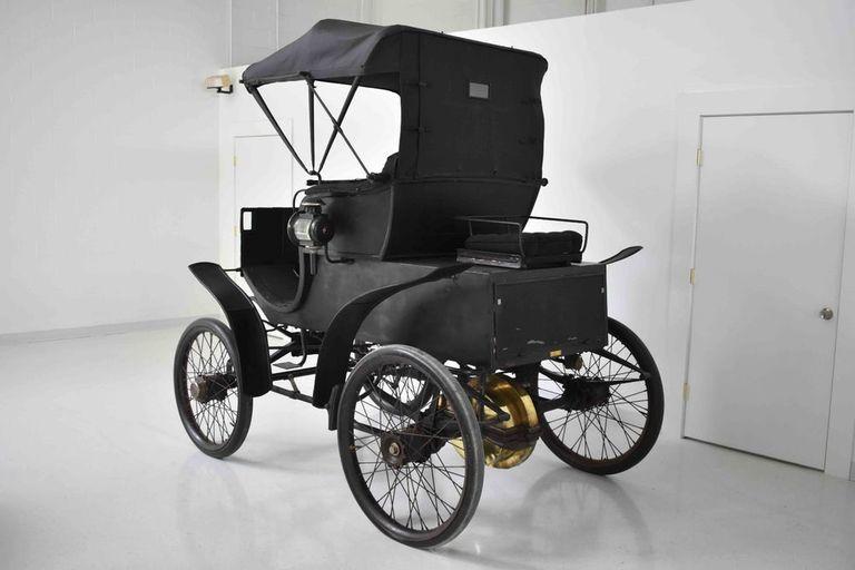 Subastarán uno de los primeros vehículos eléctricos de la historia