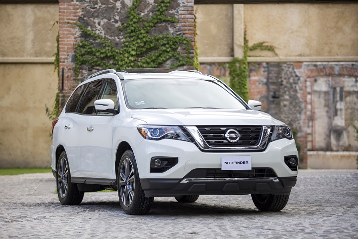 Nissan Pathfinder Advance 2019 resena ventajas desventajas