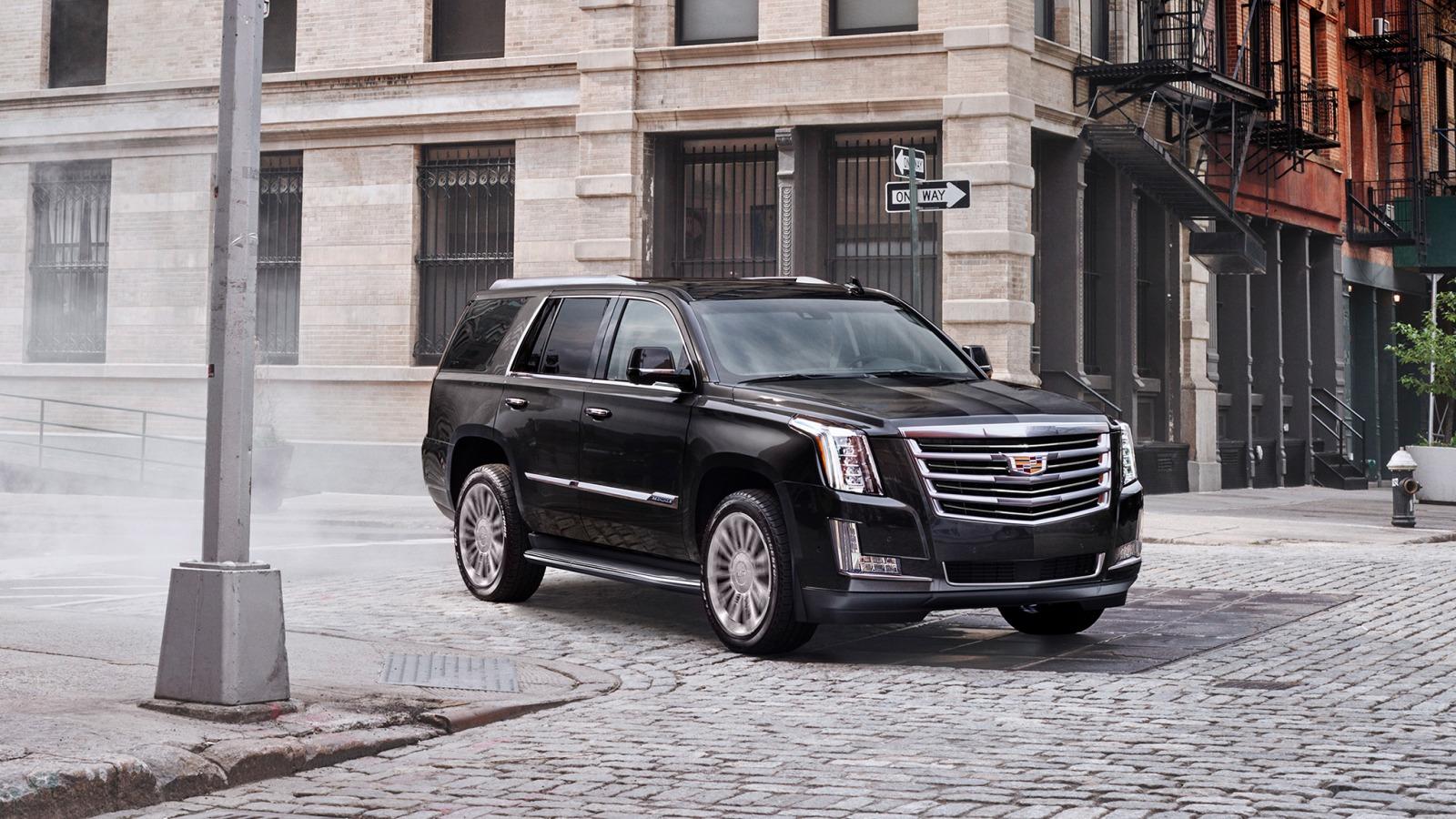 Cadillac Escalade ESV Platinum 2019 resena ventajas desventajas