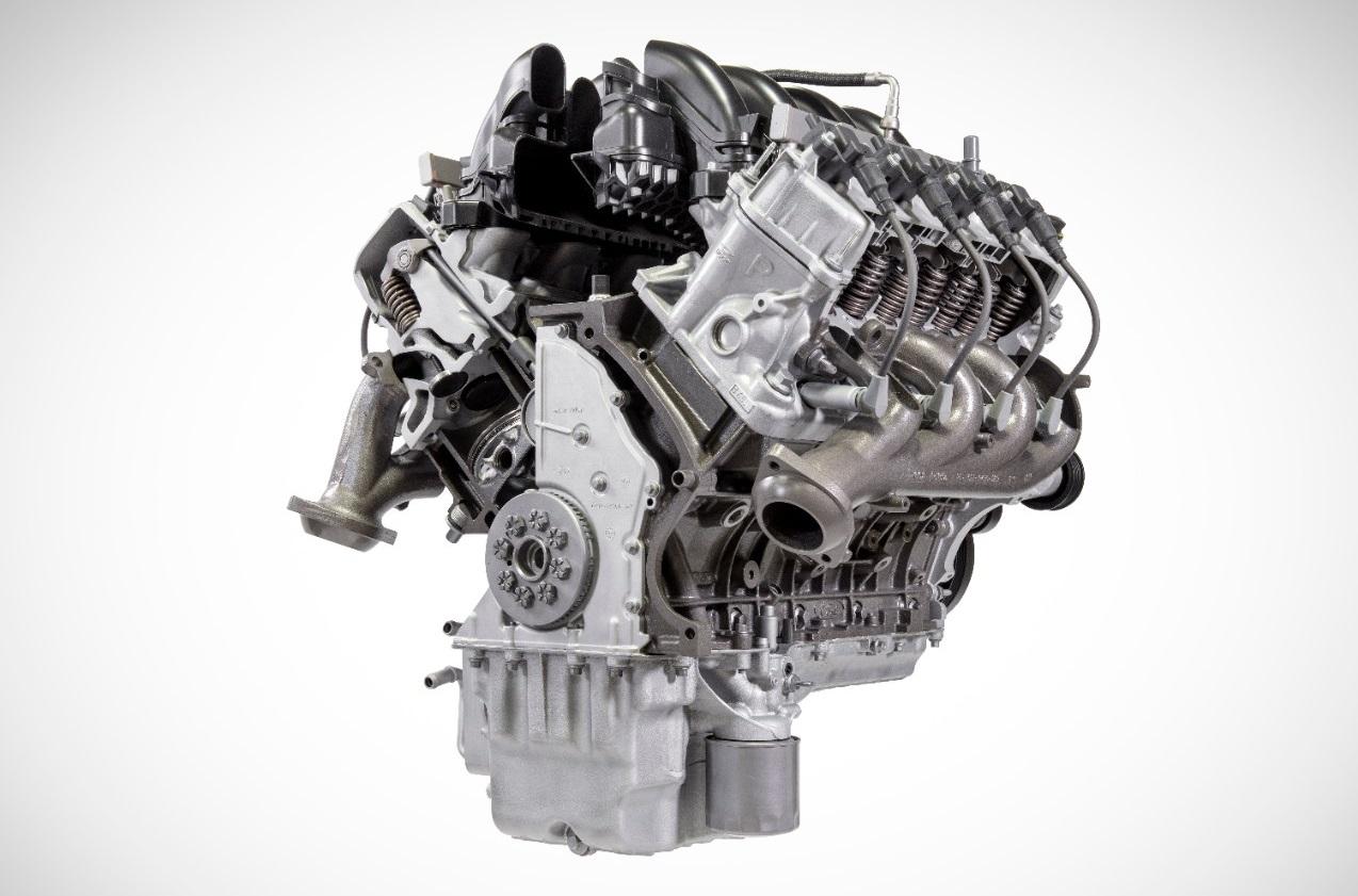 Ford V8 7.3 litros