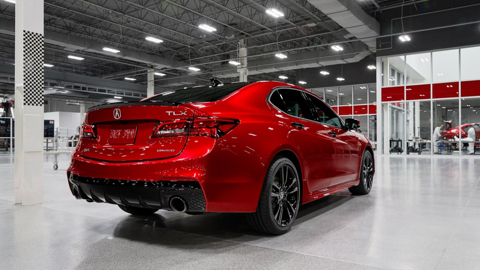 Acura TLX PMC 2019