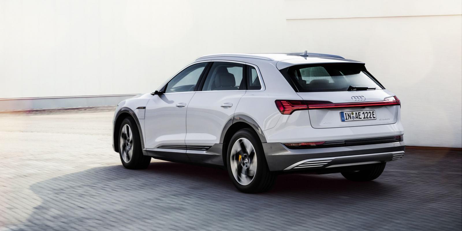 Audi e-Tron 50 quattro será el modelo más económico de la gama eléctrica