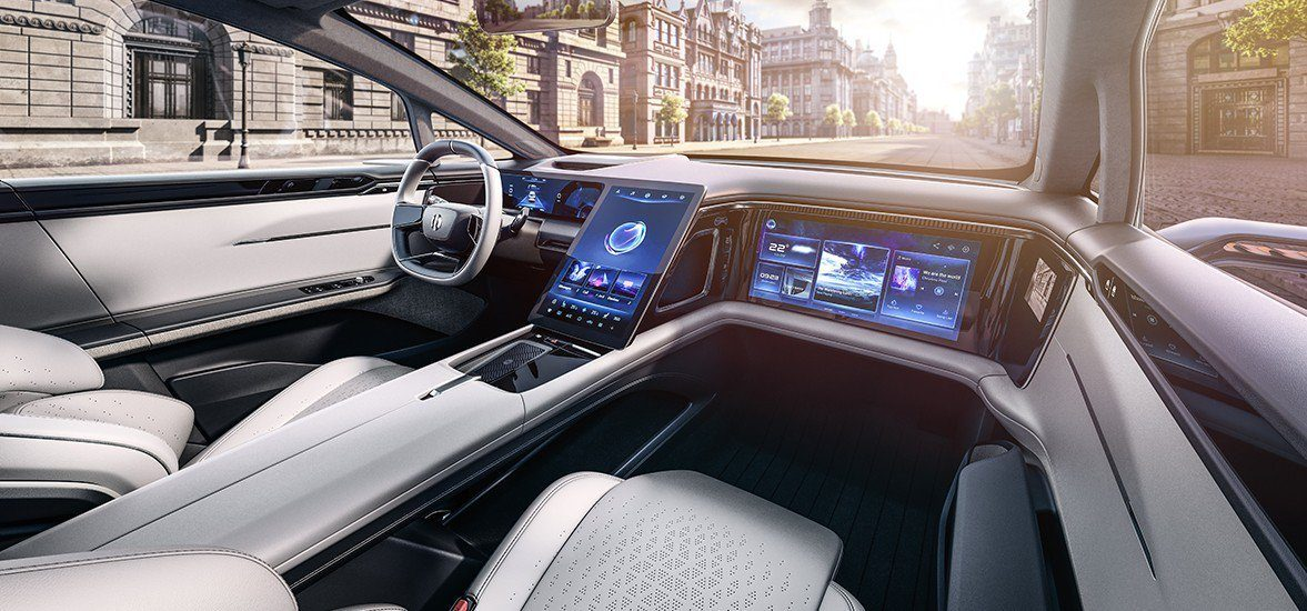 Human Horizons HiPhi 1, una nueva SUV made in China hace su debut