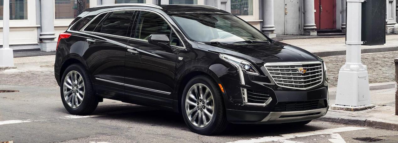 La Cadillac XT5 Platinum 2019 es una camioneta elegante y refinada