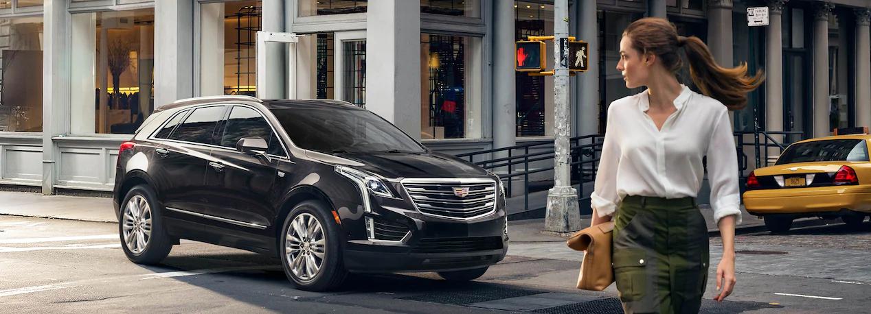 La Cadillac XT5 Platinum 2019 es una SUV equilibrada y con gran estilo