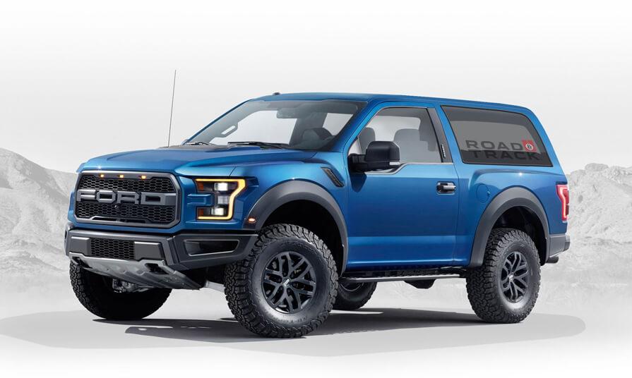 General Motors canceló el proyecto de crear una SUV para hacerle frente a la Ford Bronco