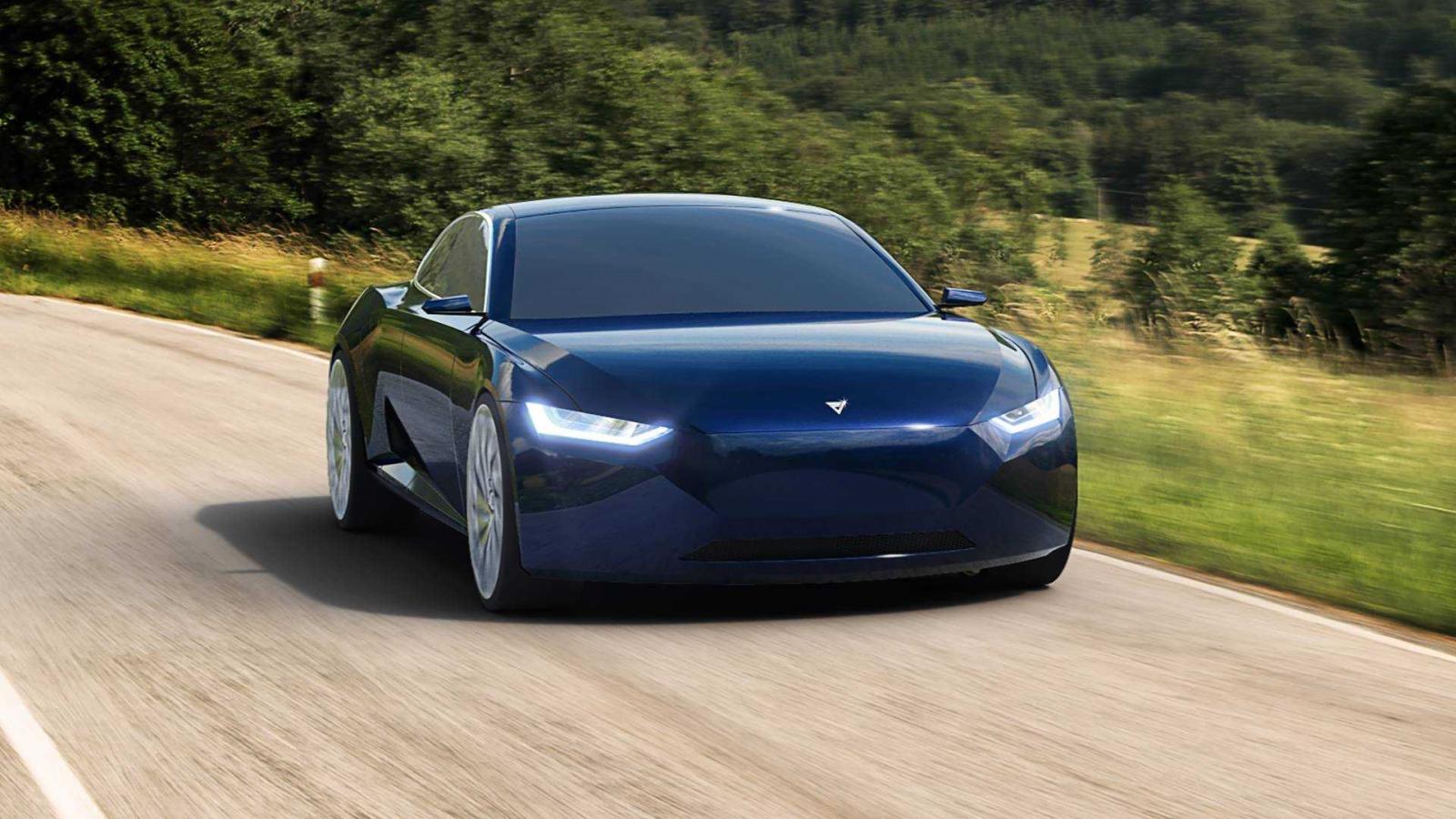 Fresco Reverie, Noruega lanza su auto eléctrico