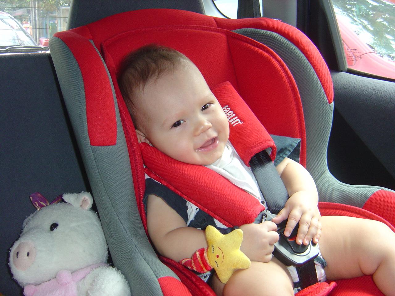 Sillas de auto para niños etapas hasta 18 kilos.