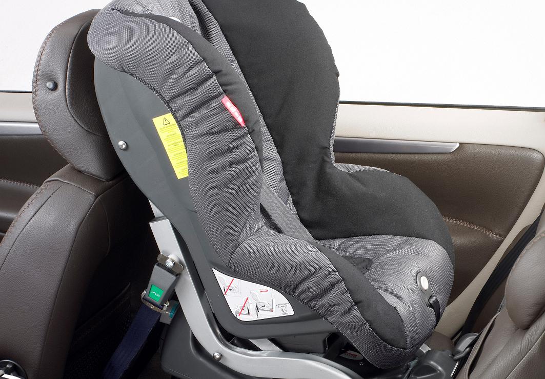 Sillas de auto para niños etapas