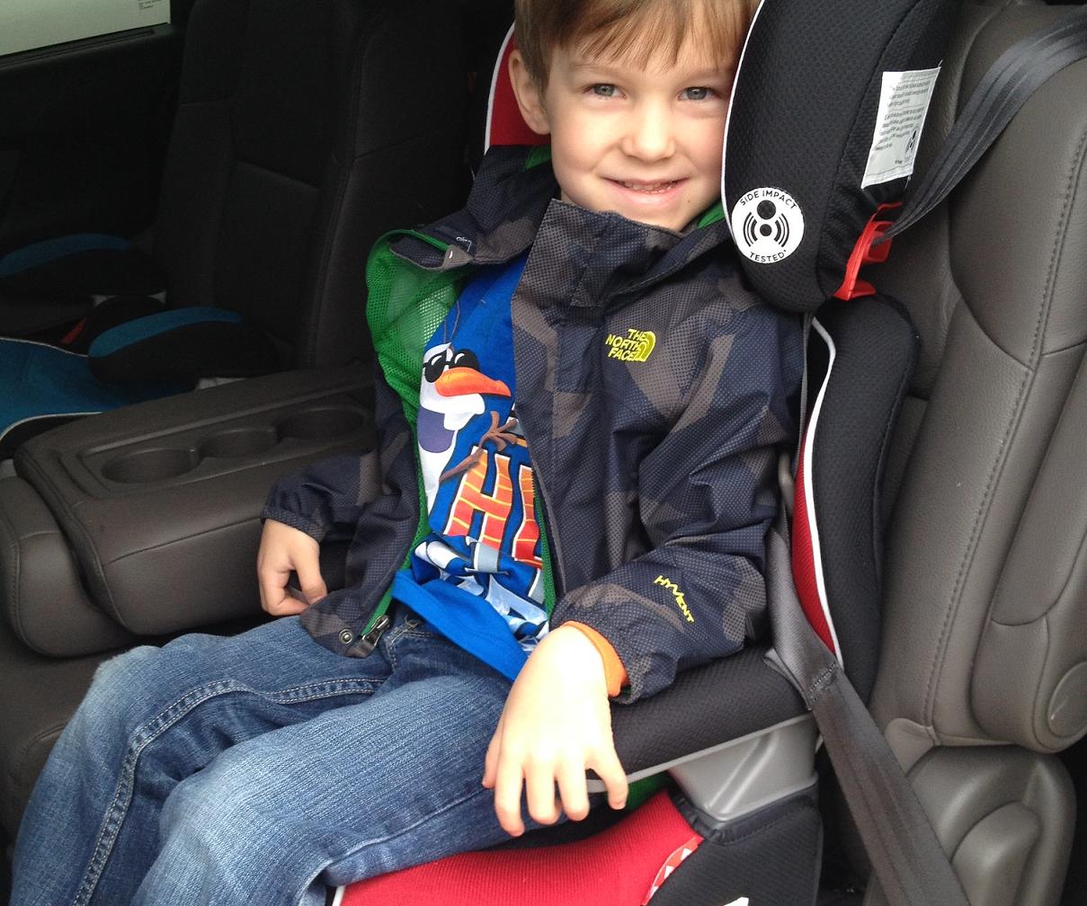 Sillas de auto para niños etapas entre 15 y 25 kilos
