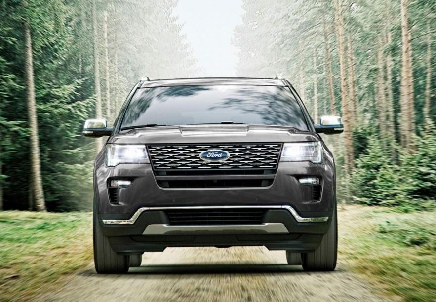 Ford Explorer Limited 2019 resena ventajas desventajas