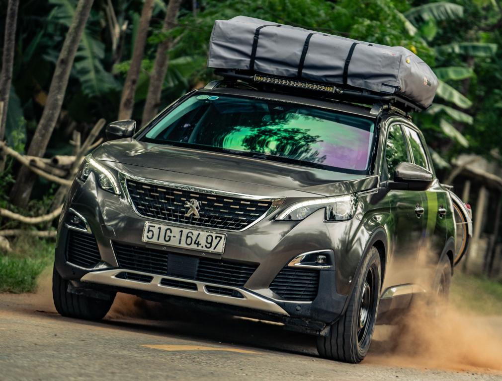 La Peugeot 3008 Concept podría tener influencia en un futuro modelo del fabricante