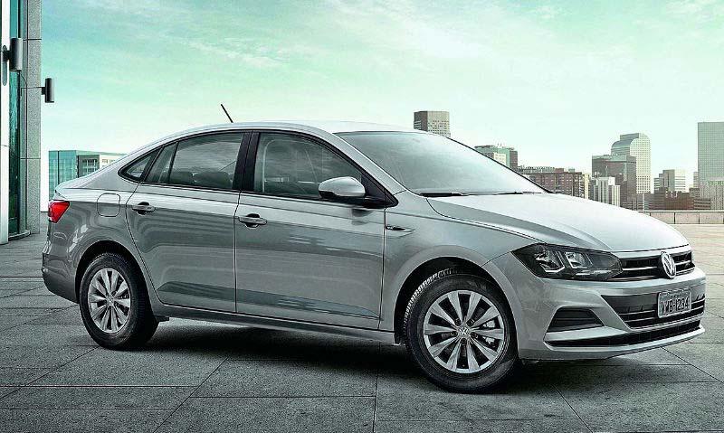 El Volkswagen Virtus Comfortline 2020 llegó a México